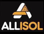 Logo ALLISOL | Uw partner voor vloerisolatie en PUR